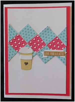 Share a cute card for a coffee lover