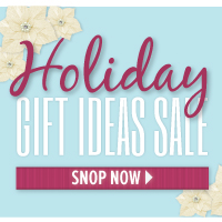 Holiday Gift Idea Sale