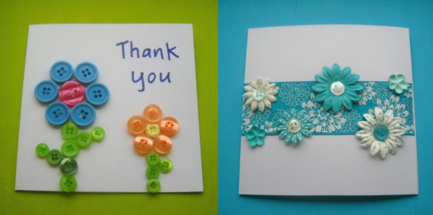 Thank You Cards Think Crafts By Createforless