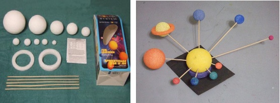 FloraCraft Solar System Kit - Think Crafts by CreateForLess