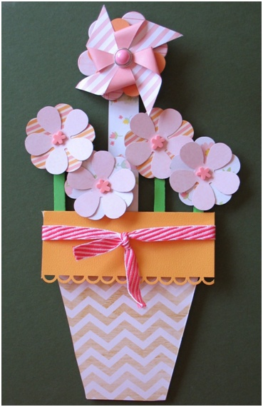 make flower craft ideas plant some paper flowers think crafts by createforless 4890