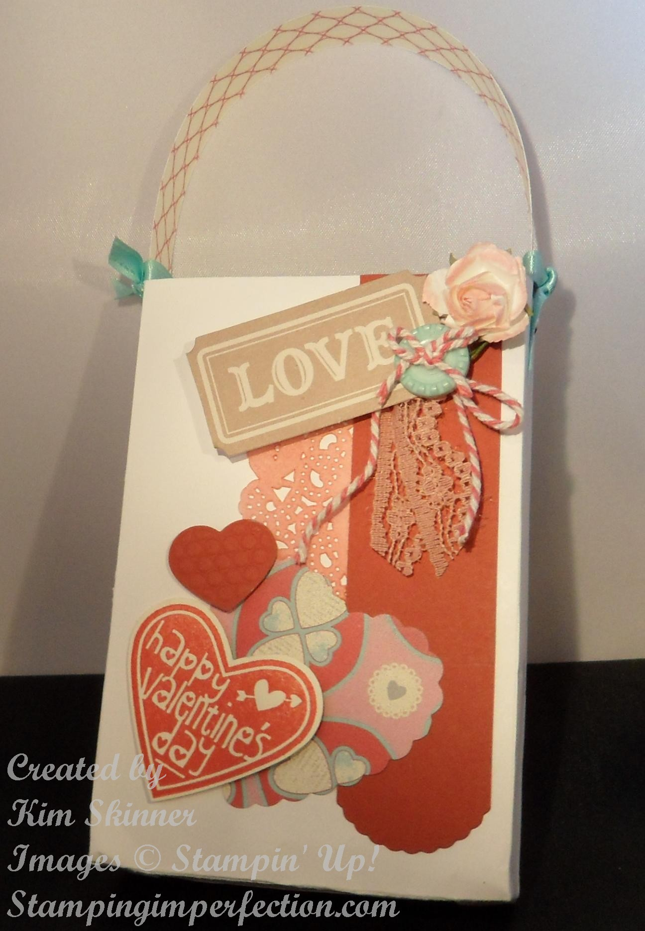 Valentines Bag at ThinkCrafts.com