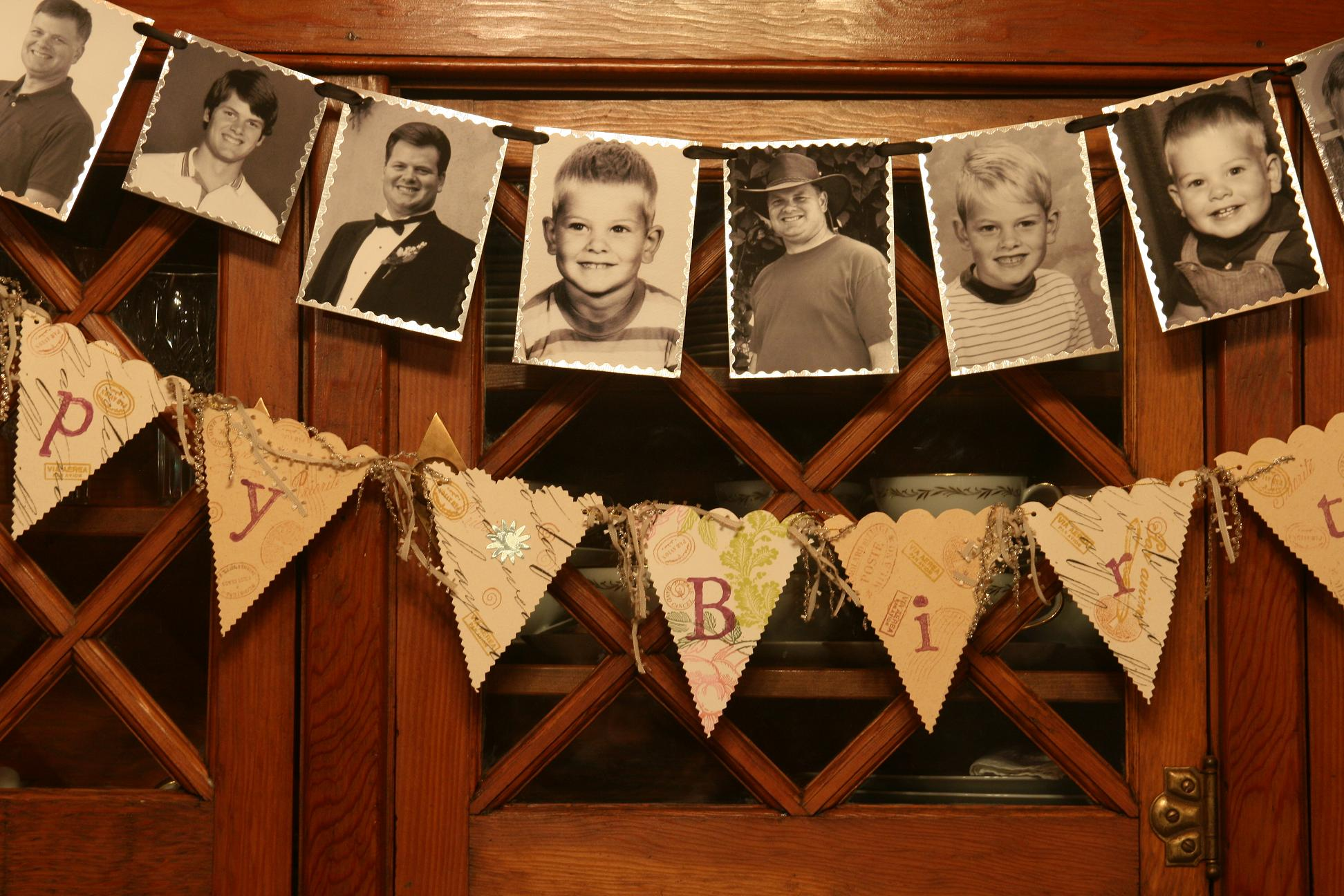 Ideas For Husband S 50th Birthday Party Wia Blog