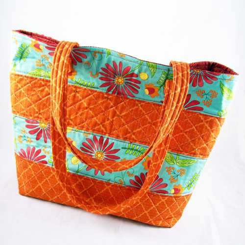 Summery Tote