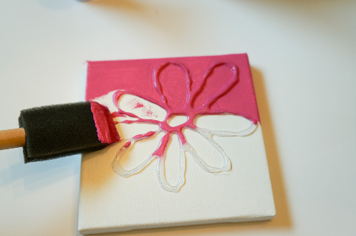 Hot Glue Painting Think Crafts By Createforless
