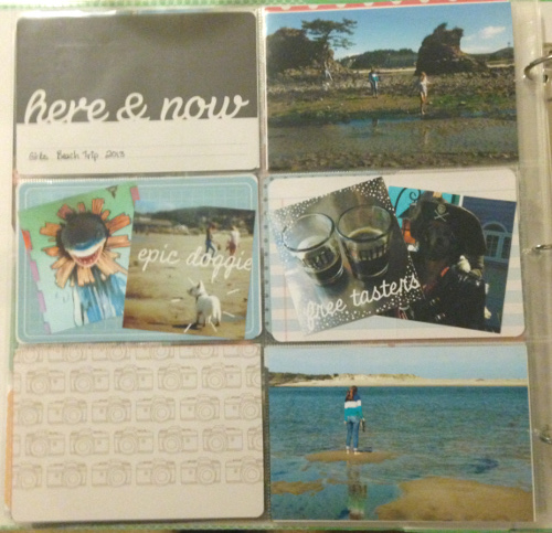 Project Life Page