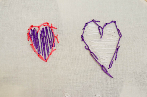 Child Embroidery - Teaching kids to stitch