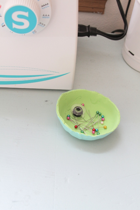 Sewing Notions Dish