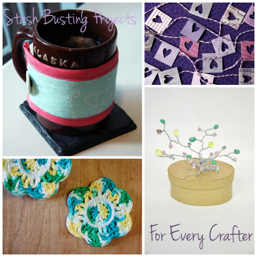 Stash Busting Projects