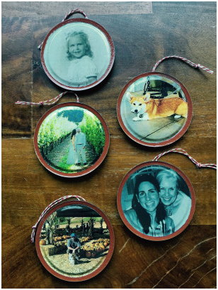 Stuck on you Photo Magnets