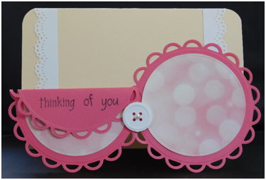 Share this card with friends as a reminder to get a breast cancer screening and let them know you care.