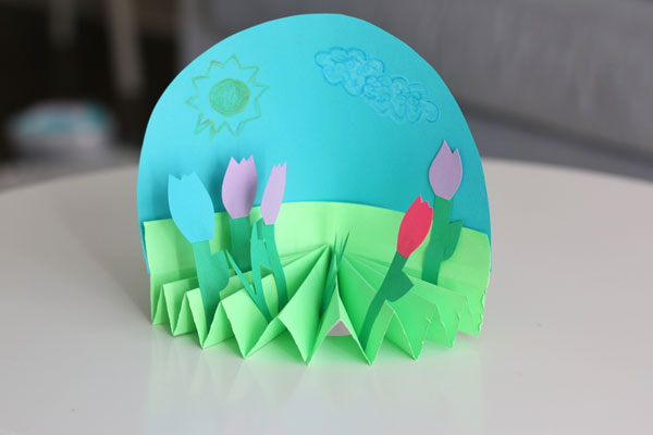 3d Spring Craft Think Crafts By Createforless